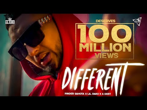 Different (Full Video) - Pinder Sahota Feat. A Dust & Lil Daku | Latest Punjabi Songs 2019