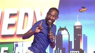 Alex Muhangi Comedy Store October 2019 - Mc Mariachi Skinny Babes