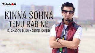 Kinna Sohna Tenu Rab Ne | DJ Shadow Dubai X Zunair Khalid | Ustad Nusrat Fateh Ali Khan Tribute
