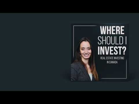 Hamilton Ontario with Charles Wah -Where Should I Invest? Podcast EP1