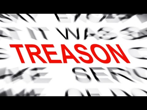 The Proud History Of Treason In The Republican Party.