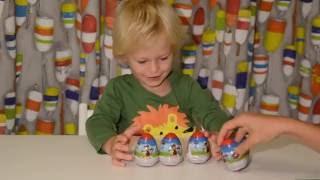 ЩЕНЯЧИЙ ПАТРУЛЬ! фирменные яйца с сюрпризом