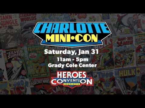 WCCB & Charlotte MiniCon!