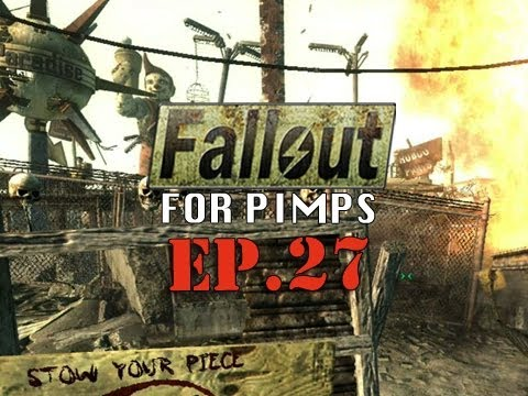 "Fallout for Pimps - ""Paradise Lost"" 1-27"