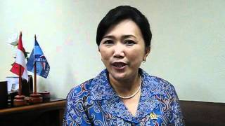 "iKNOW Politics ""Women Leader Series - Spotlight on Andi Timo Pangerang"""