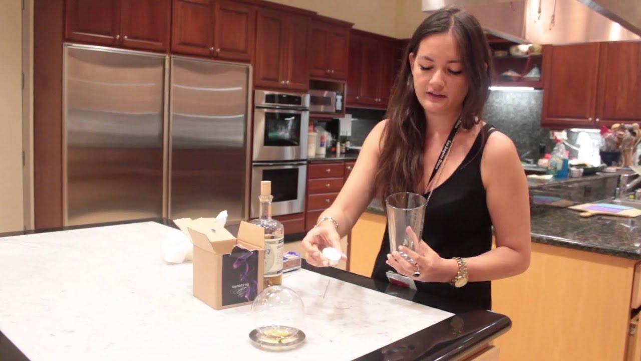 how to make a vaportini