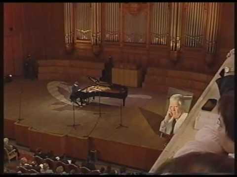 "Denis Matsuev. P.Tchaikovsky ""The Seasons"" Part 3 (June, July, August)."