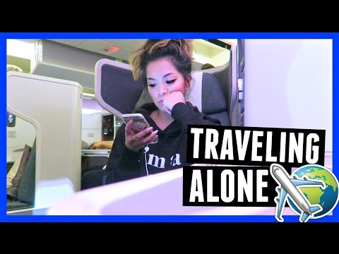 TRAVELING TO ASIA BY MYSELF