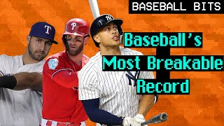 Who Will Break The All-Time Strikeout Record? The Race for 2598 l Baseball Bits