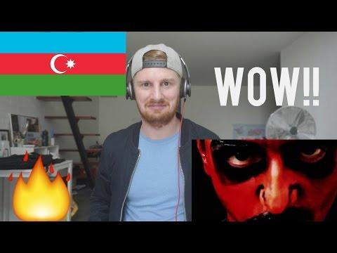 (WOW!!) AZERBAIJAN RAP REACTION // Xpert - Şaman ft. Luter (Official Music Video)