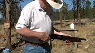Mossberg 500 Sawed Off Shotgun