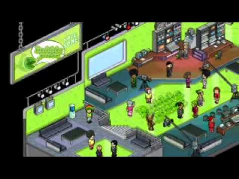 Hotel Group Home BubbleJuice Habbo Media Opportunities Video