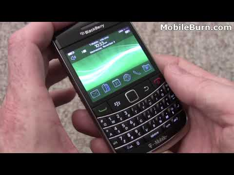 BlackBerry Bold 9700 for T-Mobile - unboxing and first look