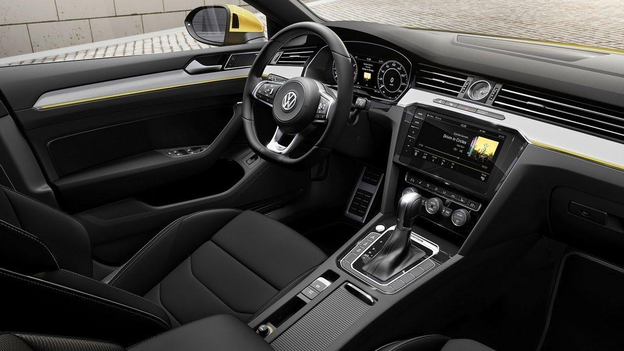 VW Arteon Usa >> 2019 Volkswagen Arteon Germanic Manners Amazing