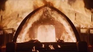 SURRENDER THE THROOOOOONE!!!! (Game of Thrones spoiler alert!)