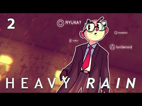 Northernlion Plays - Heavy Rain [Episode 2] (Twitch VOD)