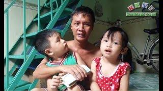 50 triệu đồng cấp tốc đến với 3 đứa trẻ mồ côi mẹ, có cha cũng như không