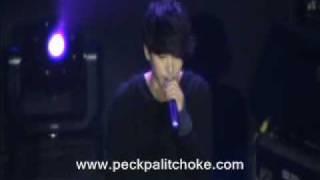 PECK PALITCHOKE - เวลากับใจคน @ CAT 009 Concert (Live)