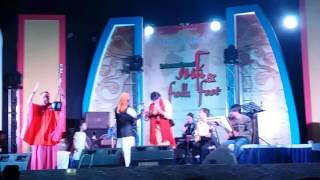 Shei Nurer Alote By (Shimul Shil) - Music For Peace at International Sufi and Folk Fest