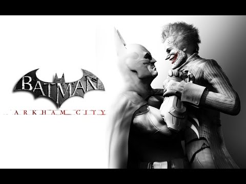 Batman: Arkham City (The Movie)