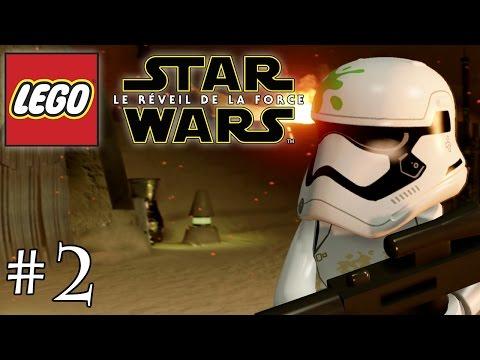 LEGO Star Wars Le Réveil de la Force FR #2 streaming vf