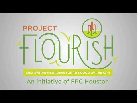 Houston Project Flourish Entrepreneur Funding