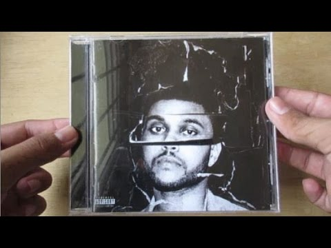 Beauty Behind The Madness - The Weeknd (Album Deluxe Edition) - Unboxing CD en Español