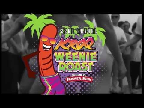 KROQ Weenie Roast 2014 Lineup Announcement