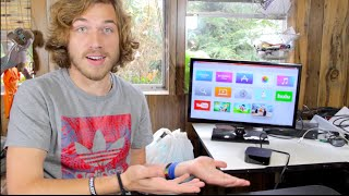 Apple TV 4th Gen First Impressions and Unboxing!