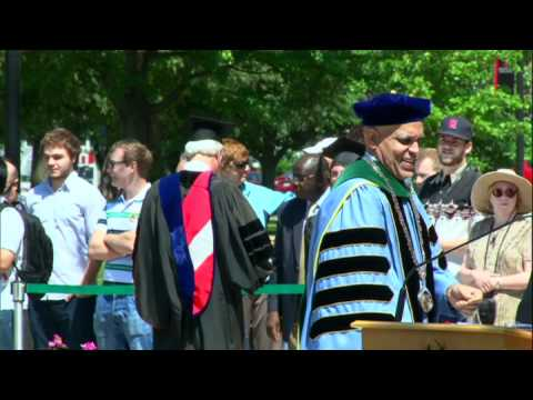 Grinnell College Commencement 2012 - Full Ceremony
