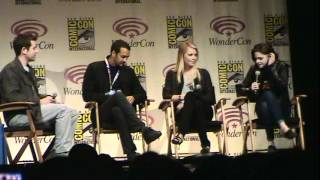 1 of 2 WonderCon Snow White and the Huntsman Panel