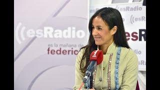 """Begoña Villacís: """"En las elecciones habrá dos opciones: populismo o liberalismo"""""""