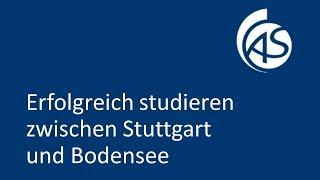 Die Hochschule Albstadt-Sigmaringen