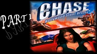 Chase Hollywood Stunt Driver gameplay playthrough French bam Xbox 2002 HD PART 1
