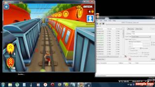 Чит для игри Subway surfers.