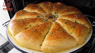 EXTREMELY FAST AND EASY RECIPE! COTTON BREAD! SO DELICIOUS