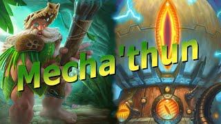 * SACERDOTE MECHA'THUN/OTK *  COMBO INFALIBLE  | HEARTHSTONE | GAMEPLAY ESPAÑOL