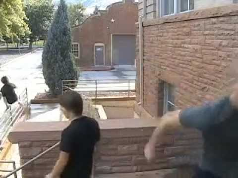 Colorado Parkour National Jam - Day 1