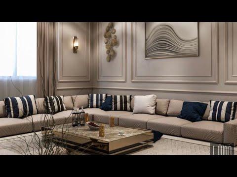 افضل الوان و طريقة اختيارها لجلسات الارضيه العربيه 2021 مجالس عربيه ديكور جلسات عربيه مودرن Youtube