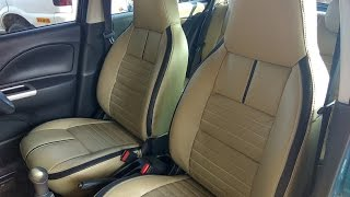 Micra Car Seat Covers | Micra Interior Accessories