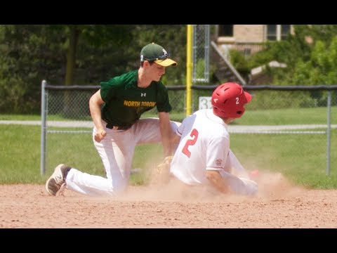 Cole Burnstein - Baseball Recruiting Video - Class of 2018