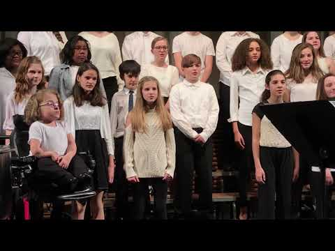 Vernon Center Middle School Christmas Concert Choir 12-2018