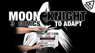 3 Comics the Moon Knight MCU Show Should Adapt! (Nerdist News w/ Dan Casey