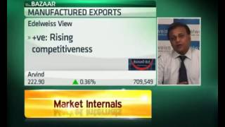 See India overtaking China in export growth: Edelweiss