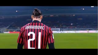 Zlatan Ibrahimović Milan 4 2 Torino d t s 2019 20 Coppa Italia Quarti