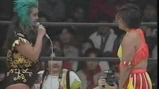 ブル中野vs.井上京子 3/3 ブル中野 検索動画 22