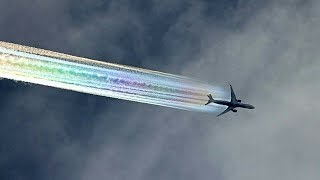 Airplane Trail? What You're About to See Should Scare You!