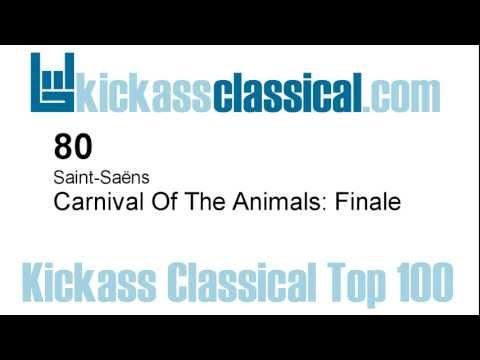 Kickass Classical Top 100 - Classical Music Best Famous Popular