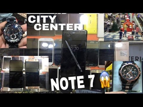 City Center/cheap Used Mobile Market/Used IPhone in Cheap Price/Iphone 7/Samsung/Copy Watches