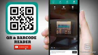 HOW TO USE QR & BARCODE READER APPS screenshot 1